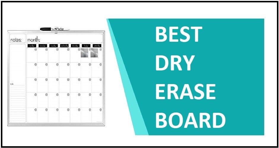 best dry erase board