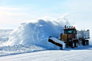 snow plow for truck